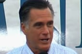 Romney's road tour continues as VP rumors...