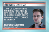 Snowden claims spying among nations at...
