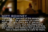Romney remarks reluctantly revealed
