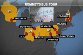 Romney bus continues on 'Magical Mitt...