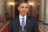 Obama: 'The highest court in the land has...