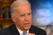 In VP debate, 'let Joe be Joe'