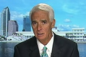 Crist talks GOP and why he no longer fits...