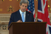 In whose footsteps will John Kerry follow?