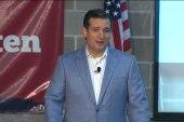 Shutdown consequences for Cruz?