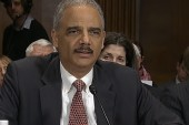 Holder addresses issue of targeted drone...