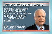Bipartisan immigration reform moves forward
