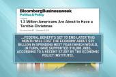 Unemployment insurance has economic realities