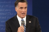 Mitt Romney's business-friendly solutions...