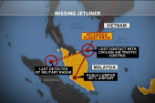 Still no sign of Malaysian Airlines flight