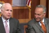 Is the old John McCain back?