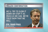 Rand Paul threatens to delay Fed vote