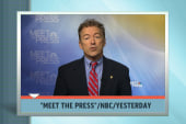 Rand Paul declares end to 'war on women'