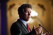 Is Rand Paul a new voting rights advocate?