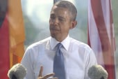 Obama proposes reducing nuclear arsenal