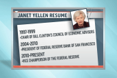 Yellen to be announced as pick for Fed chair