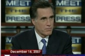 Romney attempts to rewrite history
