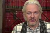 Julian Assange: 'History is on our side'