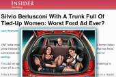 Tasteless mock-up ad has Ford apologizing