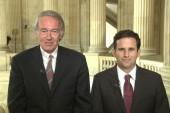 Senate Dems plan climate change 'talkathon'