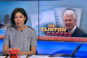 Highlights in round two of Clinton papers