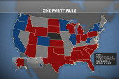 One-party ruled states a national reality
