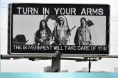 Who thinks an armed revolution will...