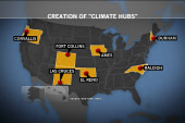 Obama's executive push for climate hubs