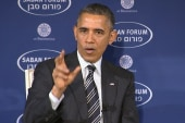 Obama: Chance of Iran deal no more than 50/50