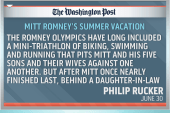 Let the Romney Olympics begin