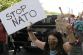 Could NATO protest be resurgence of Occupy...