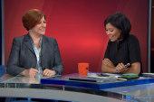 Christine Quinn airs television ad