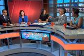 Sharpton talks voter suppression in...
