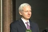 Assange stuck at Ecuador embassy