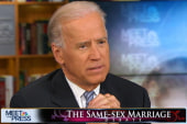Biden voices support for same-sex marriage