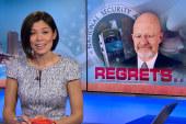 James Clapper's regrets