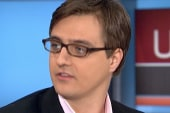Chris Hayes talks climate change