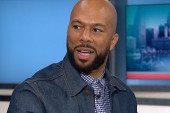 Rapper Common on 'Luv,' the cycle of...