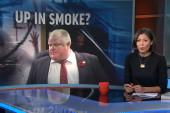 Toronto mayor admits to smoking crack