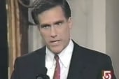 Romney once promised to 'preserve and...