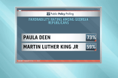 Poll: Georgia Republicans favor Paula Deen