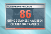 Latest hunger strike ends at Gitmo