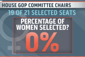 Ongoing female troubles in the GOP