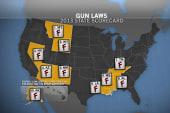 After Newtown, nation still divided over guns