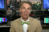 Bill Nye on becoming the 'Obama Guy'