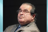 Antonin Scalia says 'Christian virtues'...