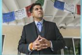 Amardeep Kaleka to challenge Paul Ryan