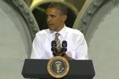 Obama addresses renewable energy