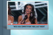 Miss Utah steals the show at Miss USA pageant