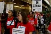 Day three of Chicago teachers' strike
